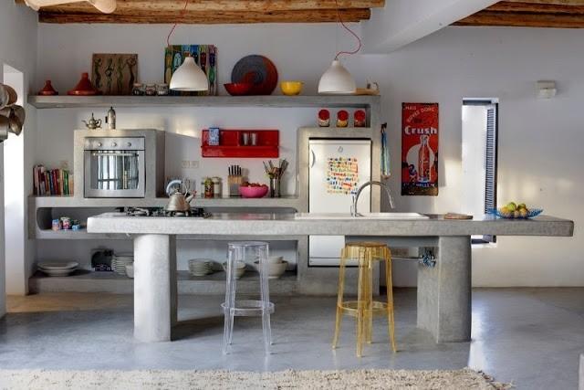 de fotos con ideas de cocinas de obra que te van a encantar
