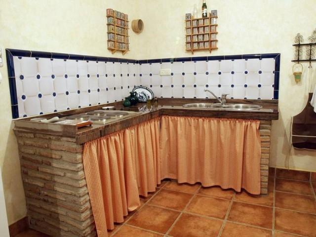 Fotos con ideas de cocinas de obra que te van a encantar cocina rustica - Cocinas de obra rusticas ...