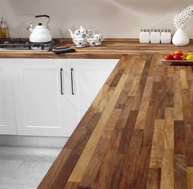 fotos-con-ideas-de-cocinas-de-obra-que-te-van-a-encantar-madera-para-la-encimera