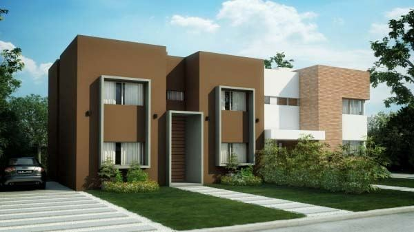 fotos-e-ideas-colores-fachadas-casas-exteriores-color-marron