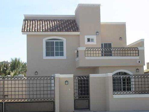 Fotos e ideas colores fachadas casas exteriores color - Colores de fachadas de casas bonitas ...