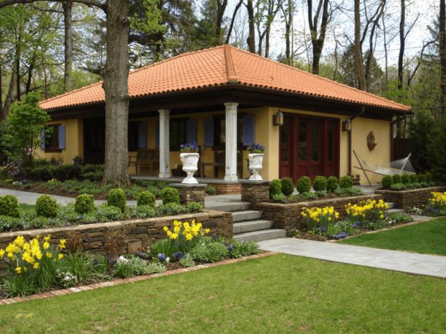 Fotos fachadas casas mas bonitas modernas del mundo casa for Casa moderna de campo