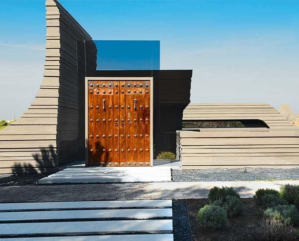 M s de 200 fotos de fachadas de casas modernas y bonitas for Decoracion piso joaquin torres