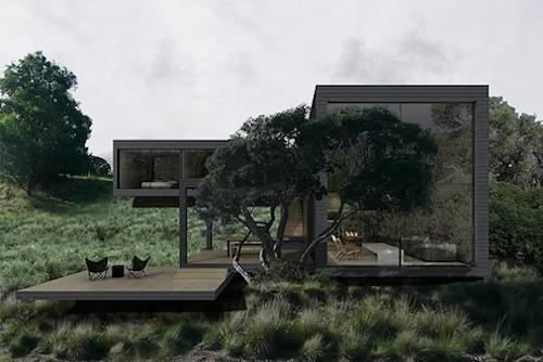 fotos-fachadas-casas-mas-bonitas-modernas-del-mundo-casa-minimalista-en-gris-oscuro