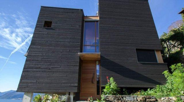 M s de 200 fotos de fachadas de casas modernas y bonitas for Fachadas de casas minimalistas 2016