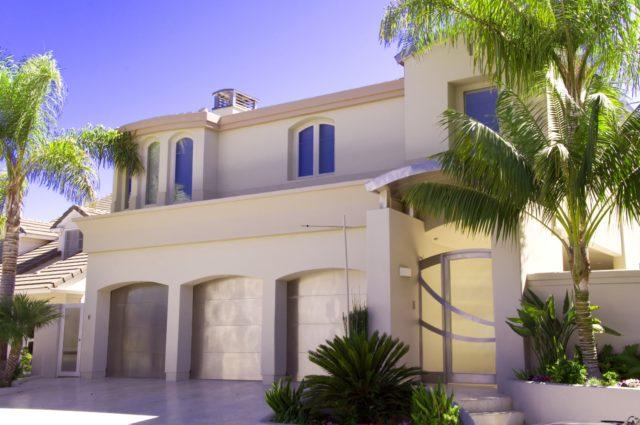 M s de 200 fotos de fachadas de casas modernas y bonitas for Casa moderna mediterranea