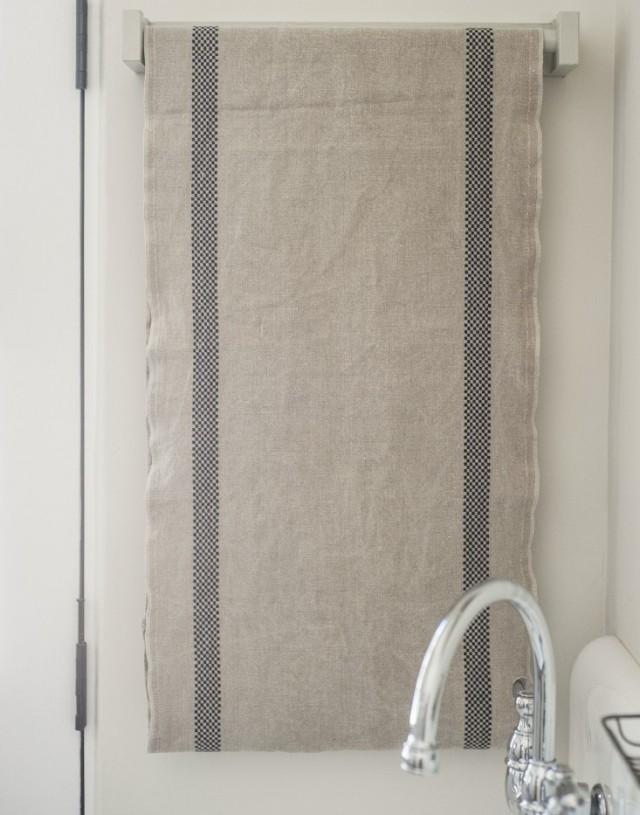 ideas-para-decorar-una-cocina-estilo-vintage-toalla-de-rodillo-para-secar-manos