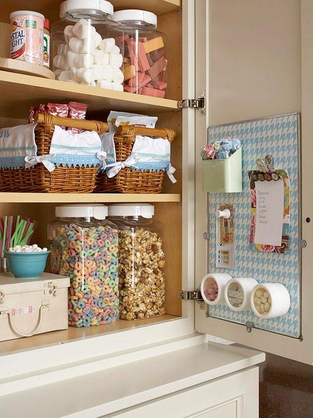 ideas-para-decorar-una-cocina-estilo-vintage-utensilios-para-almacenar