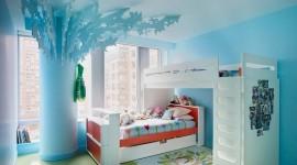 Los colores de cuartos para niños y niñas de moda en 2017