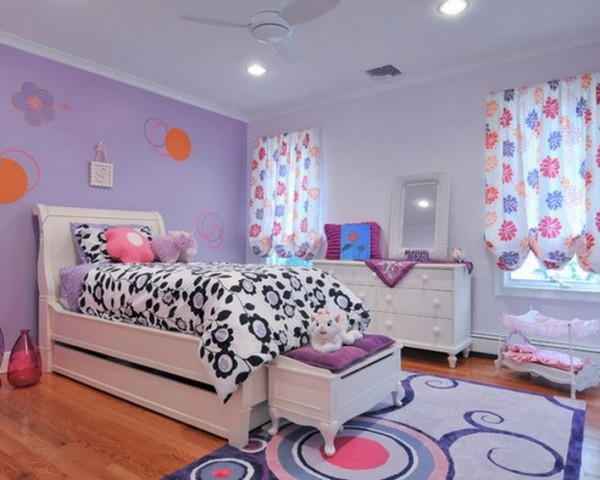 Los colores de cuartos para niños y niñas de moda en 2019 ...