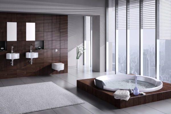 Baños Modernos Galeria:Baños Modernos Grandes