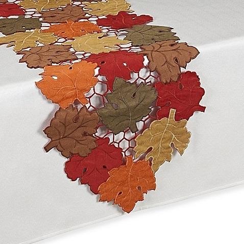 camino-de-mesa-hojas-fieltro