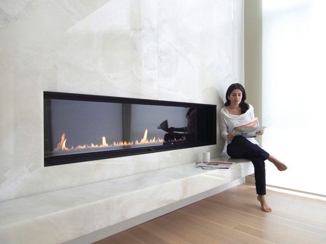 Fireplaces-modern-with-marble