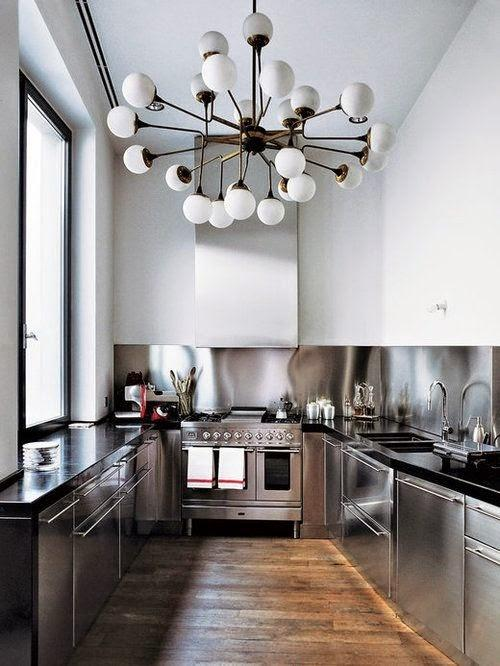 Kitchens-modern-small-furniture-steel