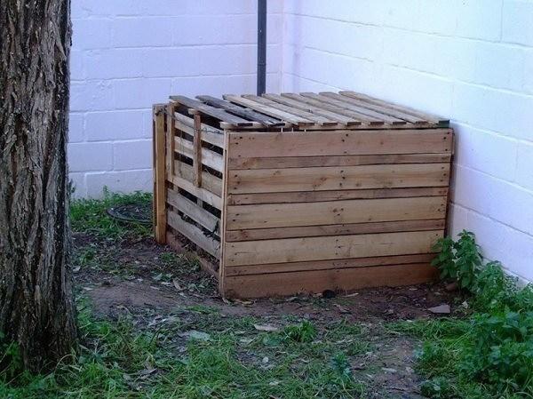 como-hacer-muebles-con-palets-compostera