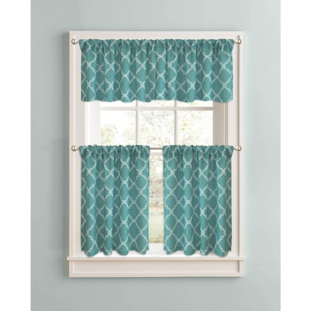 cortinas-para-cocina-estampado-grafico-azules