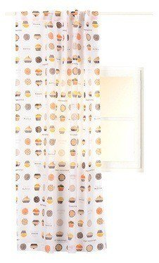 De 100 fotos de cortinas de cocina modernas - Cortinas leroy merlin fotos ...