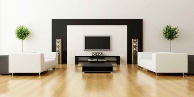 decoracion-de-salones-modernos-muebles-blancos-y-negros