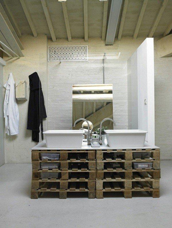 Mas De 100 Ideas De Muebles Hechos Con Palets Reciclados