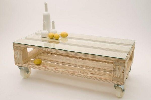 De 100 ideas de c mo hacer muebles hechos con palets - Como forrar una silla de escritorio ...