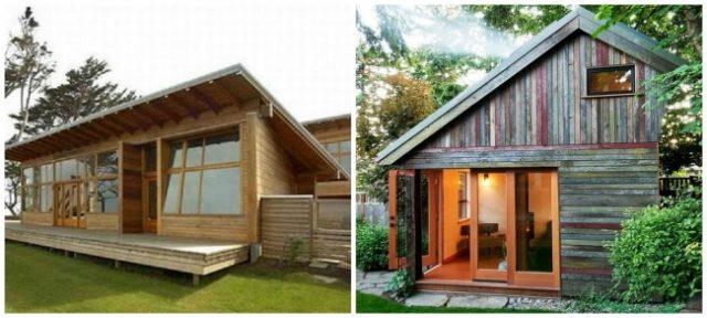 M s de 100 ideas de muebles hechos con palets reciclados - Casas con palets de madera ...