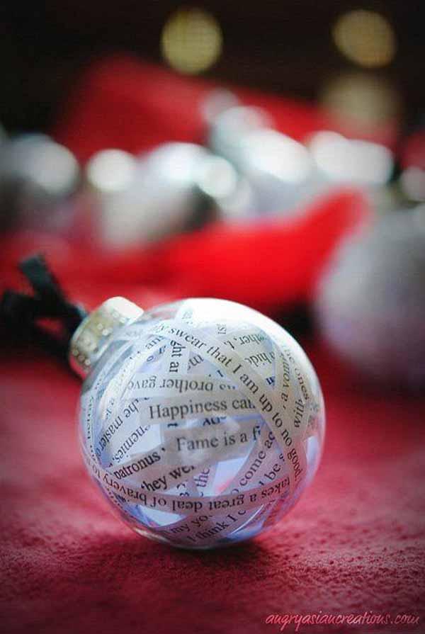 Como hacer chimeneas navideas en carton buscar con google - Bolas navidad transparentes ...