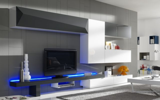M s de 200 fotos de decoraci n de salones modernos 2019 - Ideas para decorar un salon moderno ...