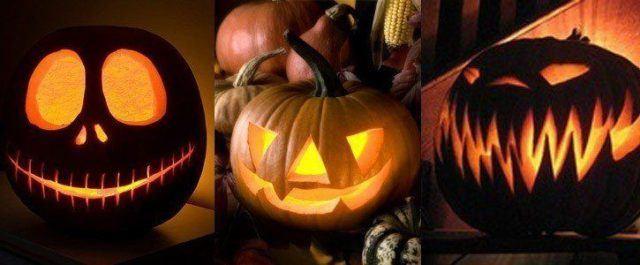 Decorate-pumpkins-for-halloween
