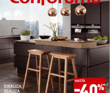 El catálogo de cocinas Conforama 2017