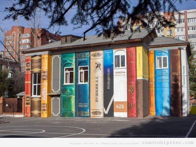 house-modern-books