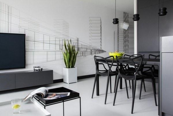 De 100 fotos de comedores modernos for Kitchen design jobs toronto