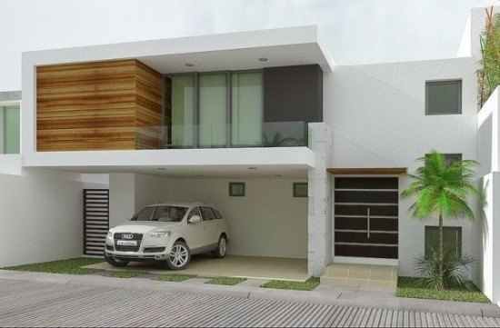 facades-of-houses-most-beautiful-and-modern-house-white-two-levels