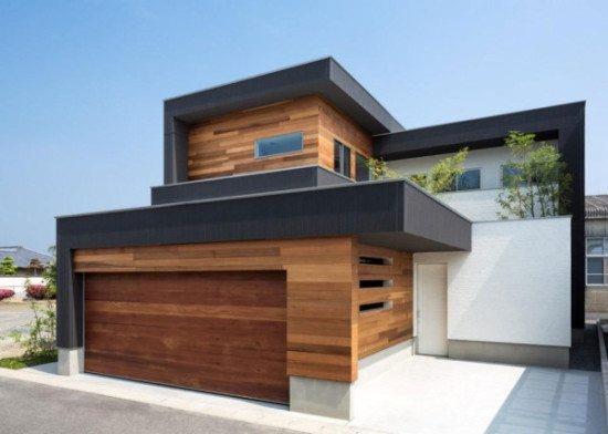 facades-of-the-most-beautiful-and-modern-houses-of-wood-edges-gray