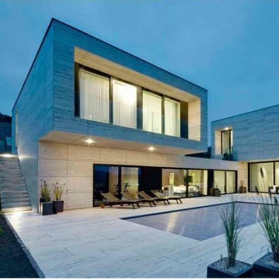 facades-of-houses-most-beautiful-and-modern-house-two-storey-with-pool