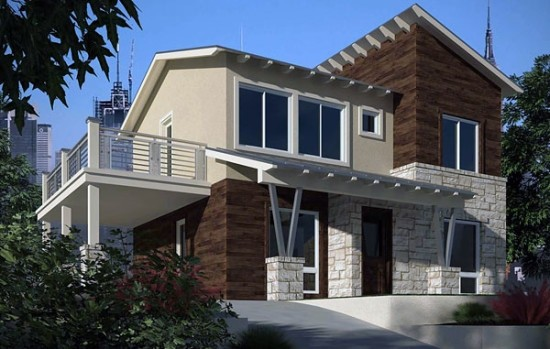 facades-of-houses-most-beautiful-and-modern-house-wood-and-stone