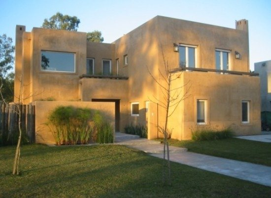 facades-of-the-houses-most-beautiful-and-modern-house-brown