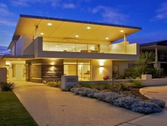 facades-of-houses-most-beautiful-and-modern-modern-house-with-terrace