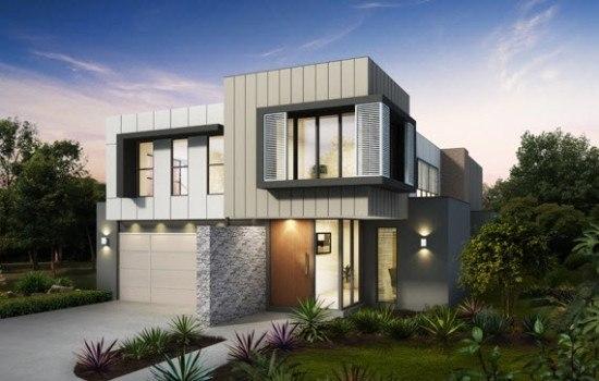 fachadas-de-las-casas-más-bonitas-y-modernas-casa-moderna-gris