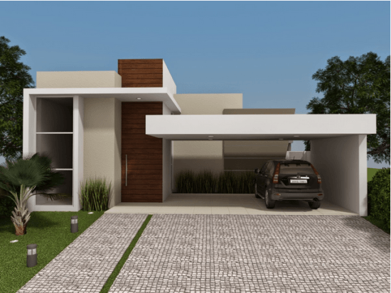 facades-of-houses-most-beautiful-and-modern-small-house-with-garage