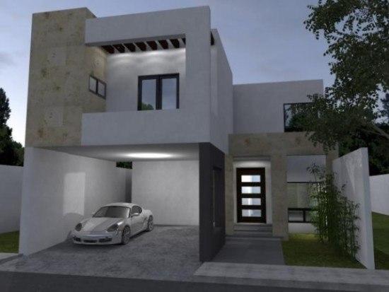 fachadas-de-las-casas-más-bonitas-y-modernas-casa-piedra-blanca