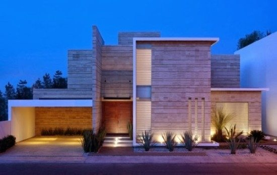 facades-of-the-houses-most-beautiful-and-modern-two-blocks-and-garage