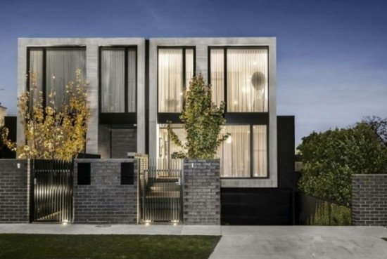 facades-of-the-houses-more-beautiful-and-modern-duplex-black-white