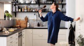¿Cómo redecorar una cocina con poco?