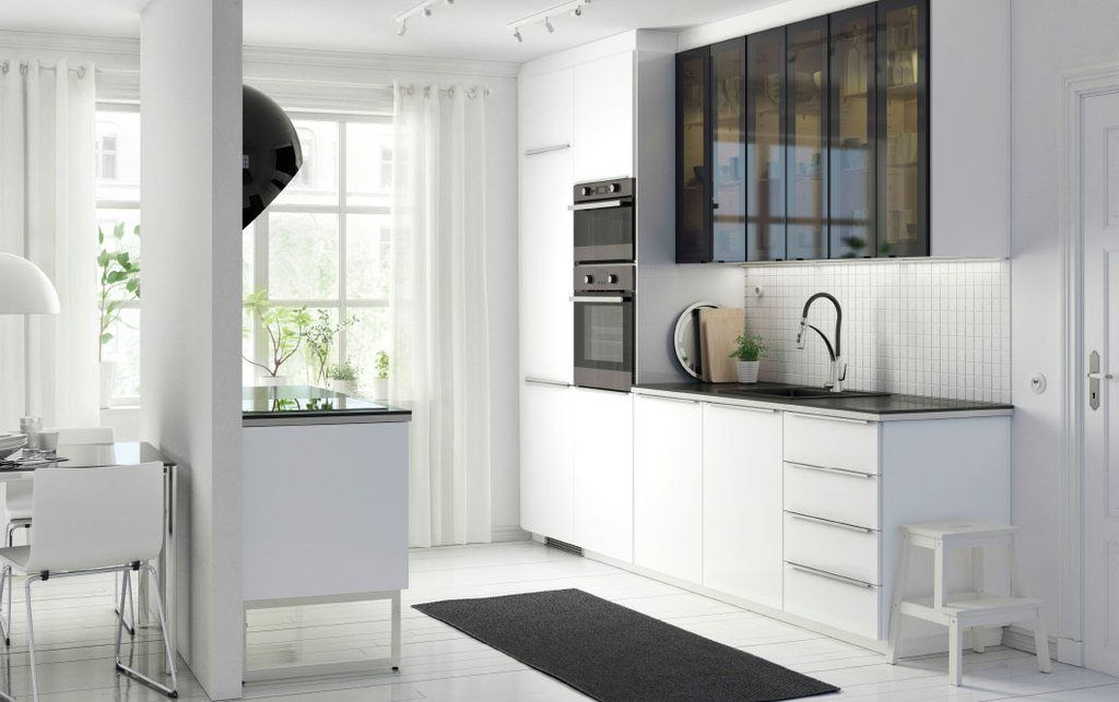 cocinas-blancas-ikea-2 - EspacioHogar.com