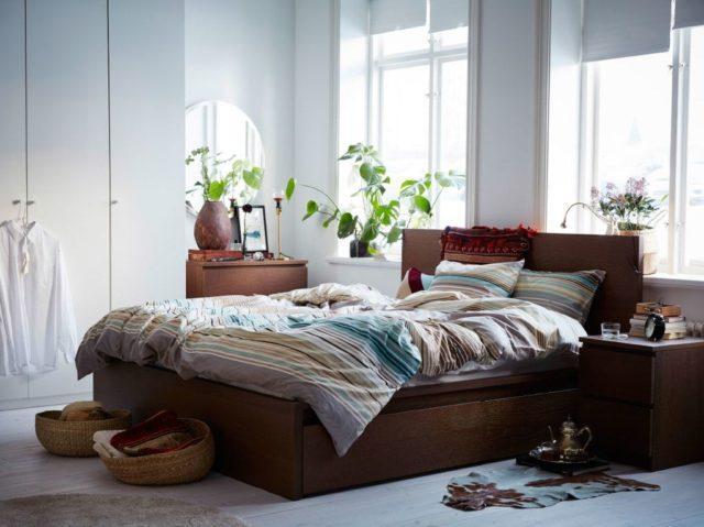 Dormitorio ikea - Decorar con fotos el dormitorio ...