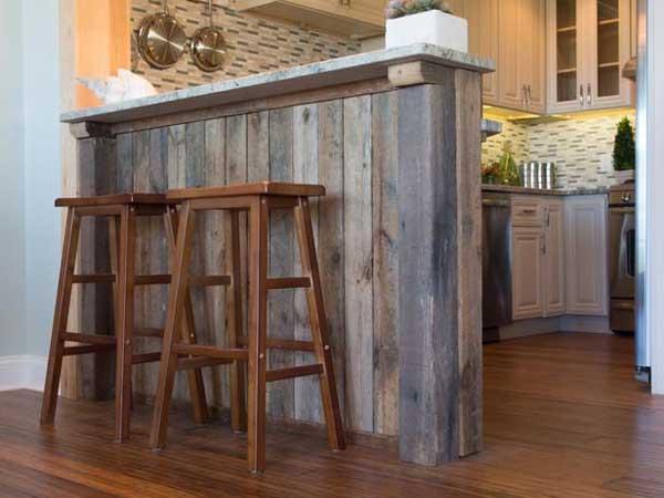 M s de 100 ideas de muebles hechos con palets reciclados for Comedor terraza easy