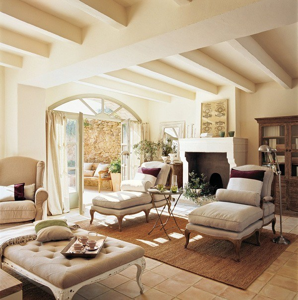 salones-modernos-blanco-chaises-longe