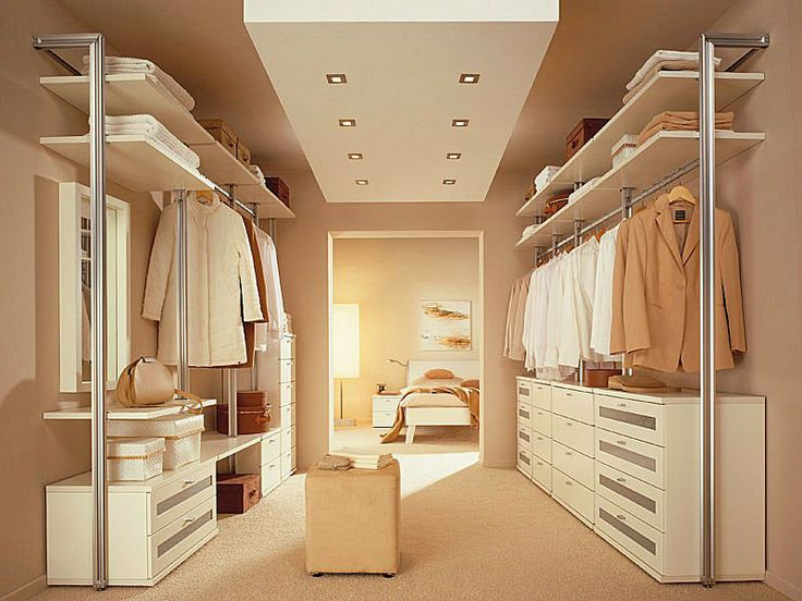De 100 fotos vestidores modernos y peque os for Tende casa minimalista