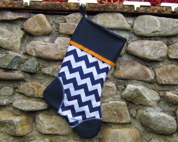 calcetines-de-navidad-azul