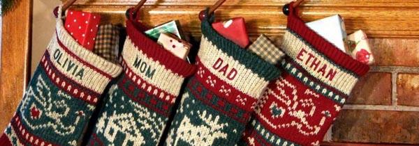 calcetines-de-navidad-ganchillo-verde